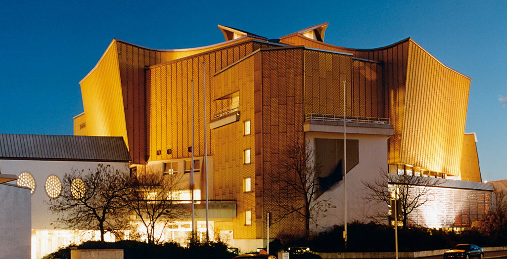 Recital at the Berlin Philharmonic Hall